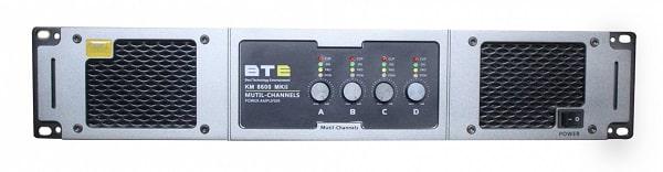 Cục đẩy công suất 4 kênh hàng bãi giá rẻ BTE KM 8600