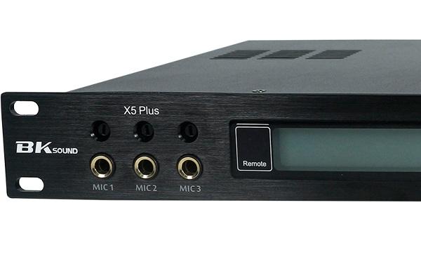 Cách chỉnh mic vang số X5, X6