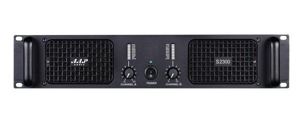 Cục đẩy 2 kênh công suất lớn tốt nhất hiện nay - AAP S2300