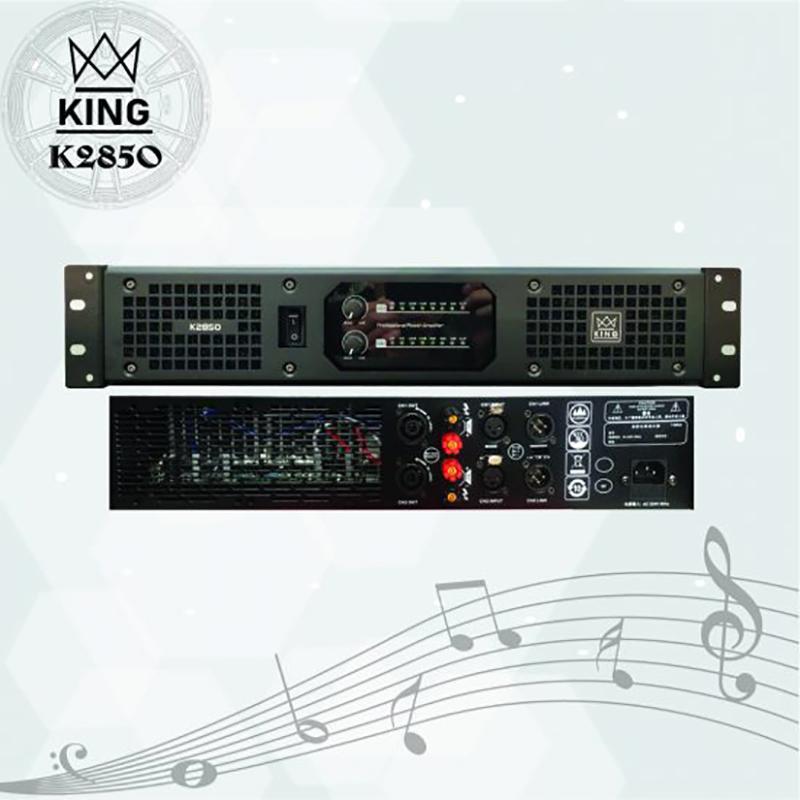 Cục đẩy công suất King K2850