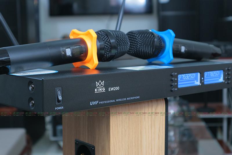 Micro karaoke King EW-200