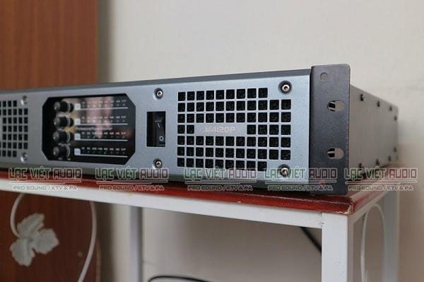 Cục đẩy 4 kênh công suất lớn King M4120P