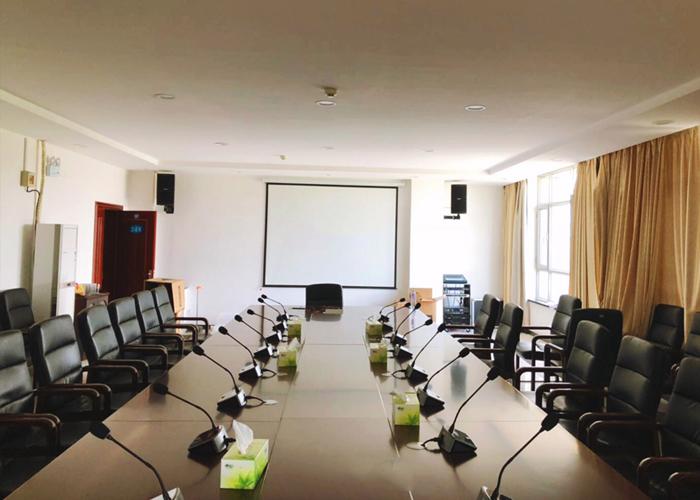 Thiết bị hội thảo nuoxun chuyên nghiệp mang đến sự hài lòng cho khách hàng