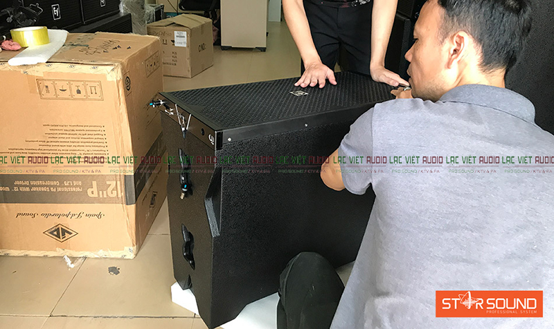 Loa array Star Sound XTA12