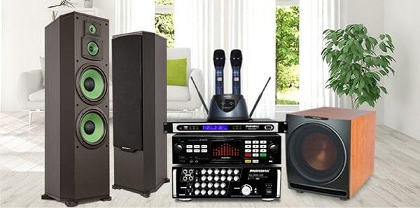 Tại sao nên sử dụng loa cây Paramax cho dàn âm thanh?