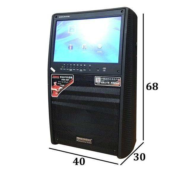 Giới thiệu về dòng loa karaoke có màn hình