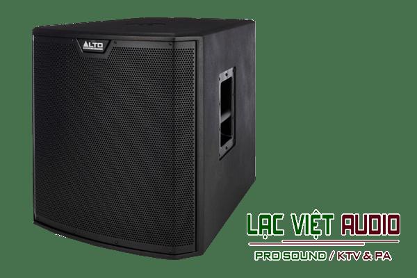 Mua loa Sub Alto chính hãng, chất lượng cao tại Lạc Việt Audio