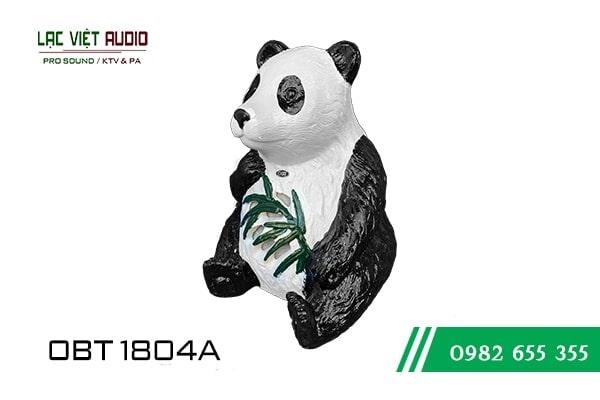 Loa trang trí hình gấu trúc OBT 1804A