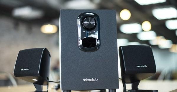 Loa để bàn máy tính Microlab M-108 2.1