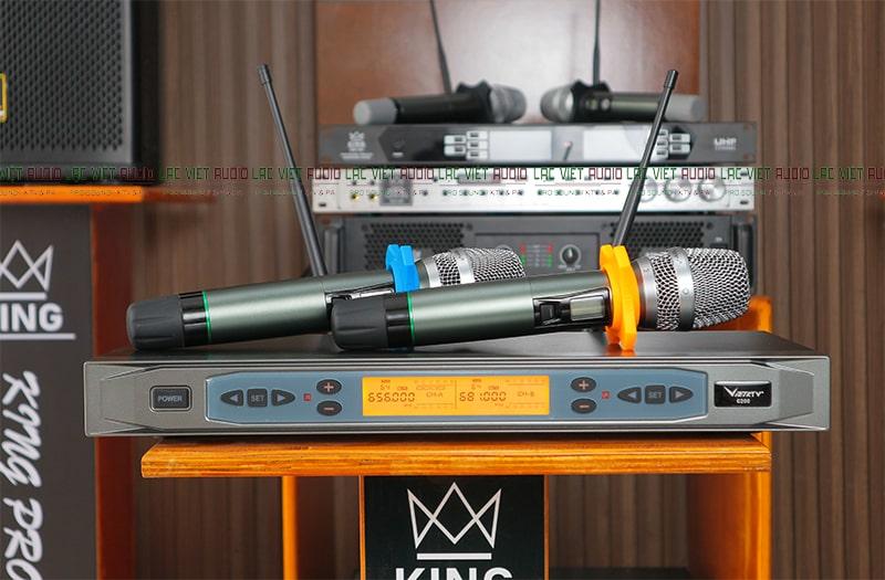 Mic karaoke VietKTV C200