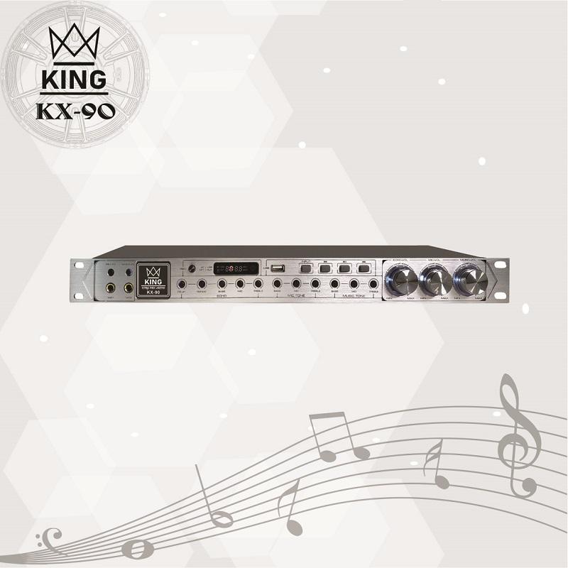 vang cơ karaoke King KX-90