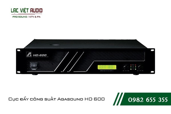 Mua cục đẩy Agasound tại Lạc Việt Audio