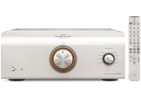 Ampli nghe nhạc chất lượng cao Denon PMA SX1