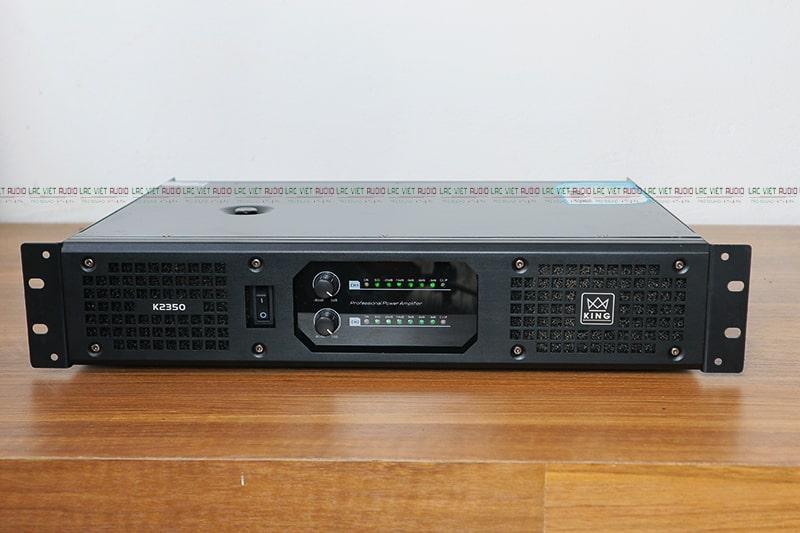 Các dòng cục đẩy công suất King Pro Audio có trên thị trường