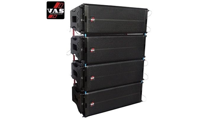 Loa array VAS sở hữu nhiều tính năng vượt trội