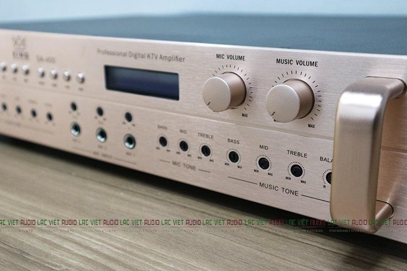 Mua đẩy liền vang king chính hãng giá tốt tại Lạc Việt Audio