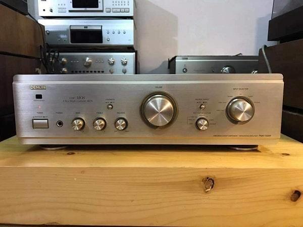 Có nên mua amply nghe nhạc hàng bãi, cũ giá rẻ hay không?