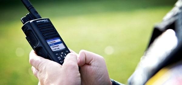 Bộ đàm VHF được sử dụng cho nhiều nơi