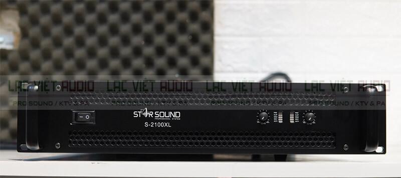 Lạc Việt Audio - đơn vị phân phối cục đẩy Star Sound giá rẻ hàng đầu