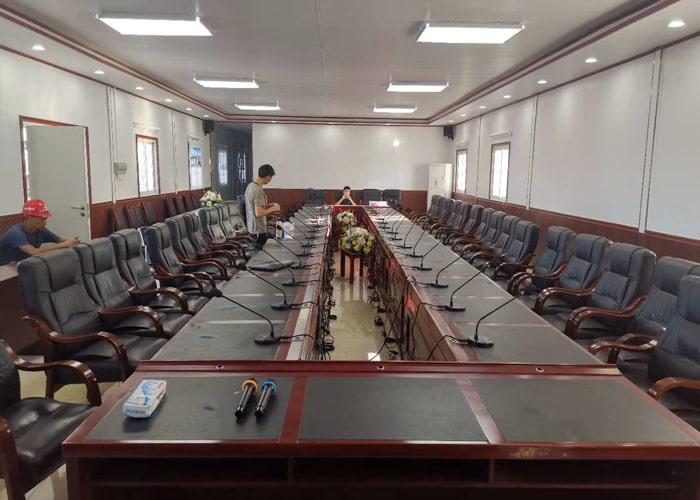 Hệ thống hội thảo Nuoxun có dây