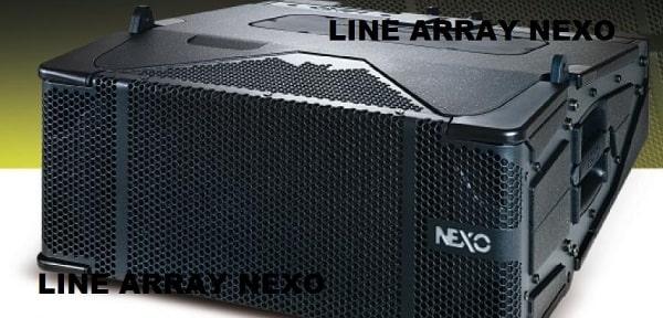 Loa array Nexo sở hữu nhiều ưu điểm vượt trội