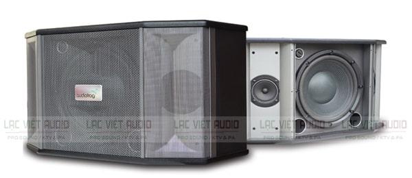 Loa Audiofrog có thiết kế nổi bật, đẹp mắt