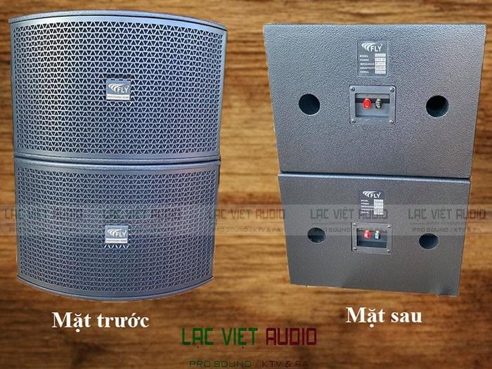 Loa center karaoke Fly KR 410