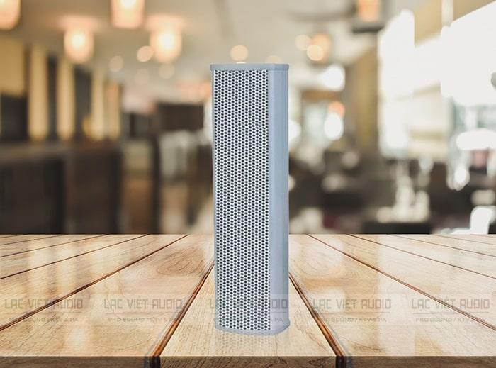 Loa cột OBT có thiết kế đẹp mắt, hiện đại