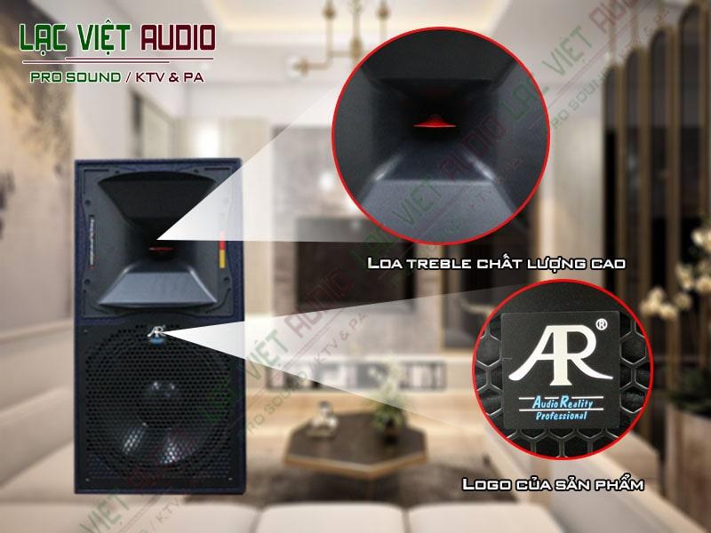 Loa karaoke AR sở hữu vẻ ngoài đẹp mắt cùng chất âm thanh cực hay