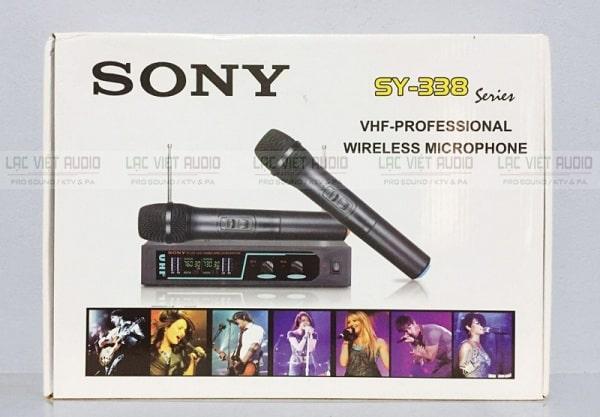 Micro không dây dưới 1 triệu Sony SY-338