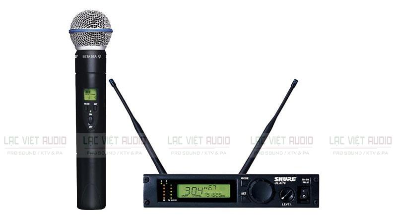 Micro không dây Shure cao cấp ULXP24