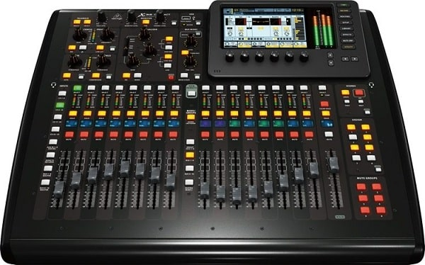 Mixer Behringer digital