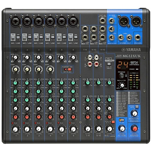 Những mẫu bàn mixer Yamaha hot nhất trên thị trường hiện nay
