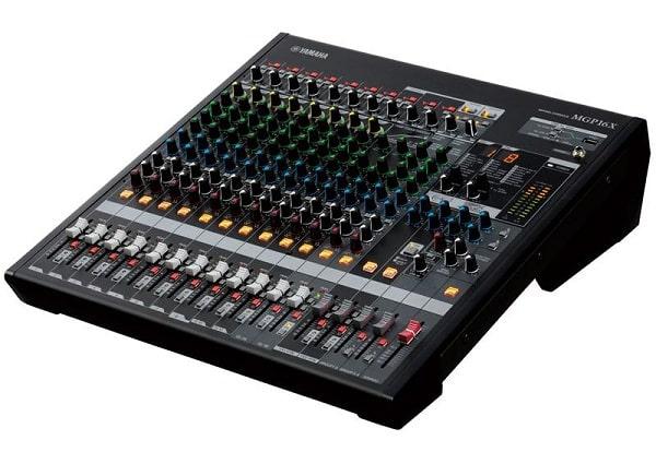 Ưu điểm của bàn mixer Yamaha