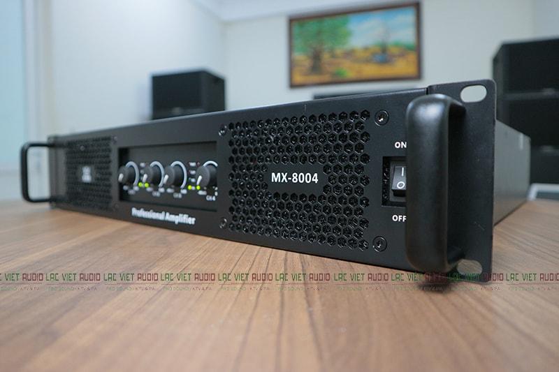 Đôi nét về thương hiệu cục đẩy công suất King Pro Audio