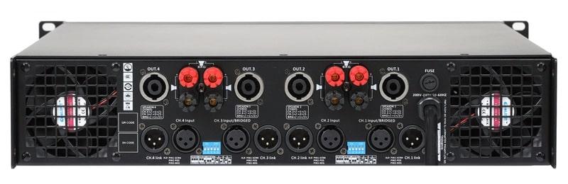Mặt sau cục đẩy AAP STD8004