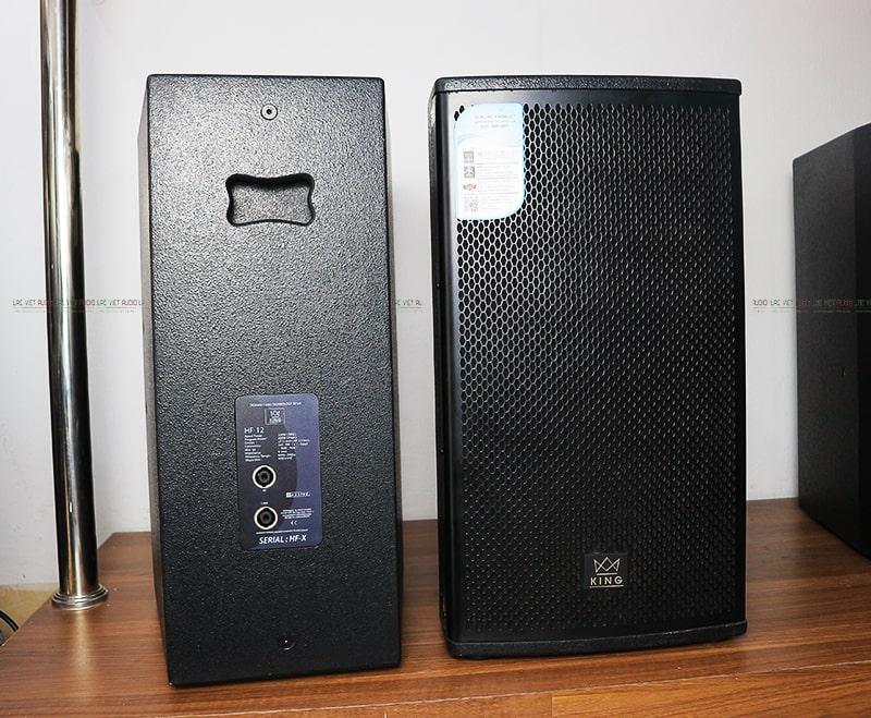 Loa KING HF-12 chuyên karaoke gia đình & KTV