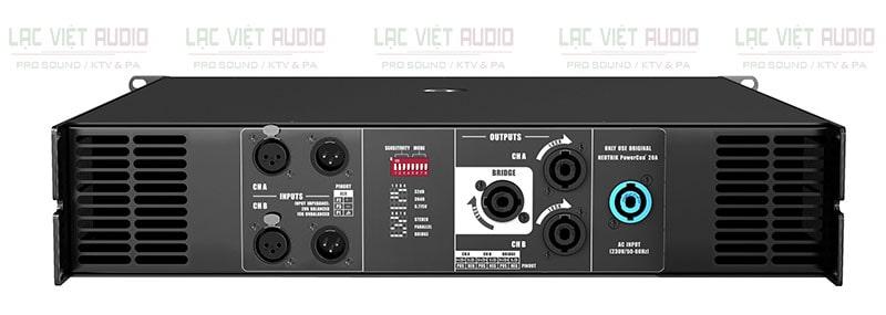 Cục đẩy công suất Audiocenter ACP4.0-sau