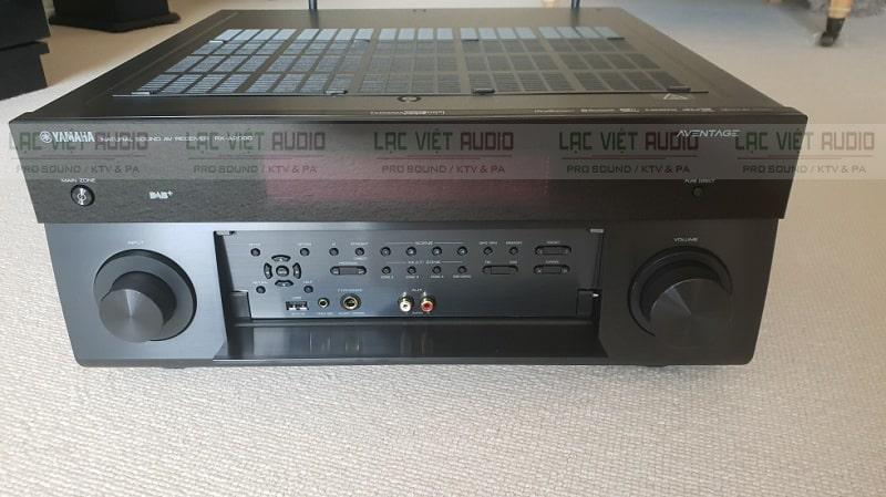 Amply có cổng HDMI ARC Yamaha RX A2080