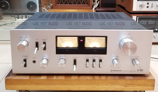 Amply cổ nghe nhạc vàng hay nhất Pioneer 7800II