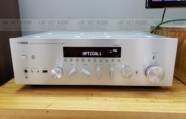 Amply nghe nhạc vàng Yamaha R N803