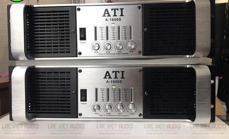 Cục đẩy công suất ATI A-1600S