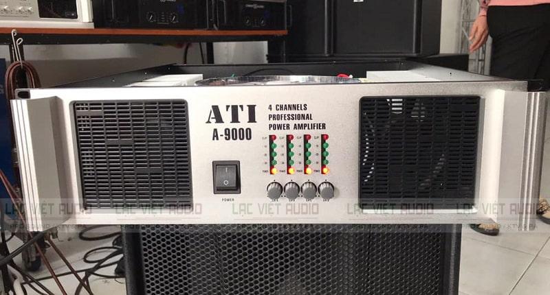 Cục đẩy ATI A9000 sở hữu thiết kế sang trọng