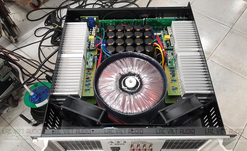 ATI A-9000 chạy toàn bộ băng mạch vi xử lý