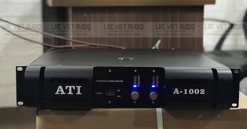 Cục đẩy ATI A-1002 mặt trước