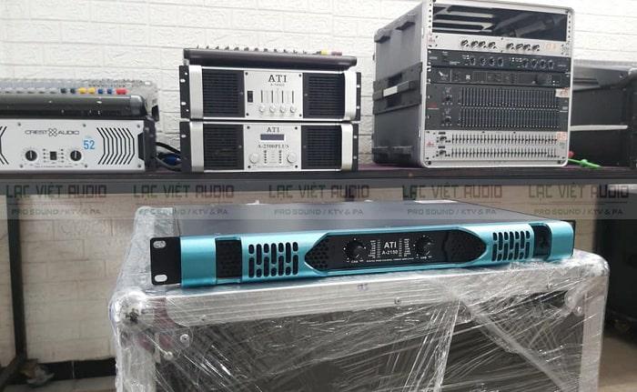 ATI A2150 dễ dàng phối ghép với các thiết bị âm thanh khác