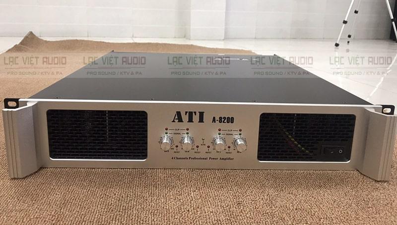 Cục đẩy ATI 8200 sở hữu vẻ ngoài hút mắt người dùng