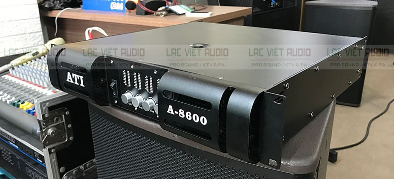 Cục đẩy ATI A8600 hoạt động cực bền bỉ và đáng tin cậy