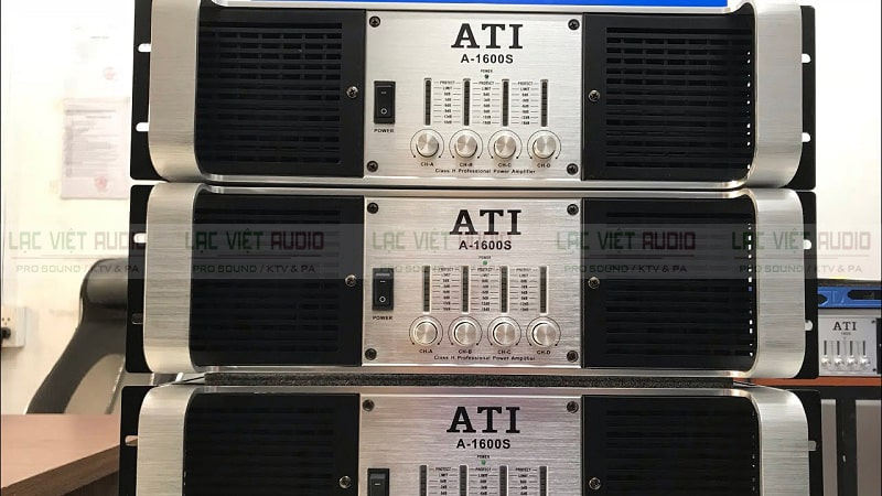ATI 1600S có hệ thống đèn LED báo hiệu hoạt động