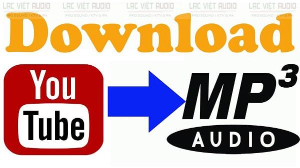 Cách tải định dạng MP3 trên Youtube